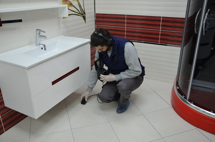 Su Kaçağı Tespiti Konak - SUTES- Cihazla Kırmadan Su Kaçağı Tespiti